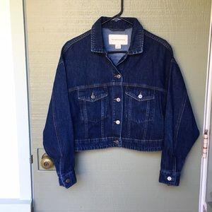 ANTHROPOLOGIE-PILCRO & THE LETTERPRESS jean jacket